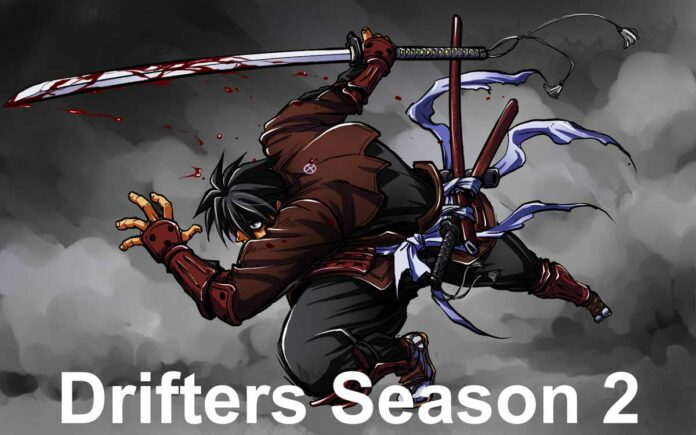 Drifters season 2