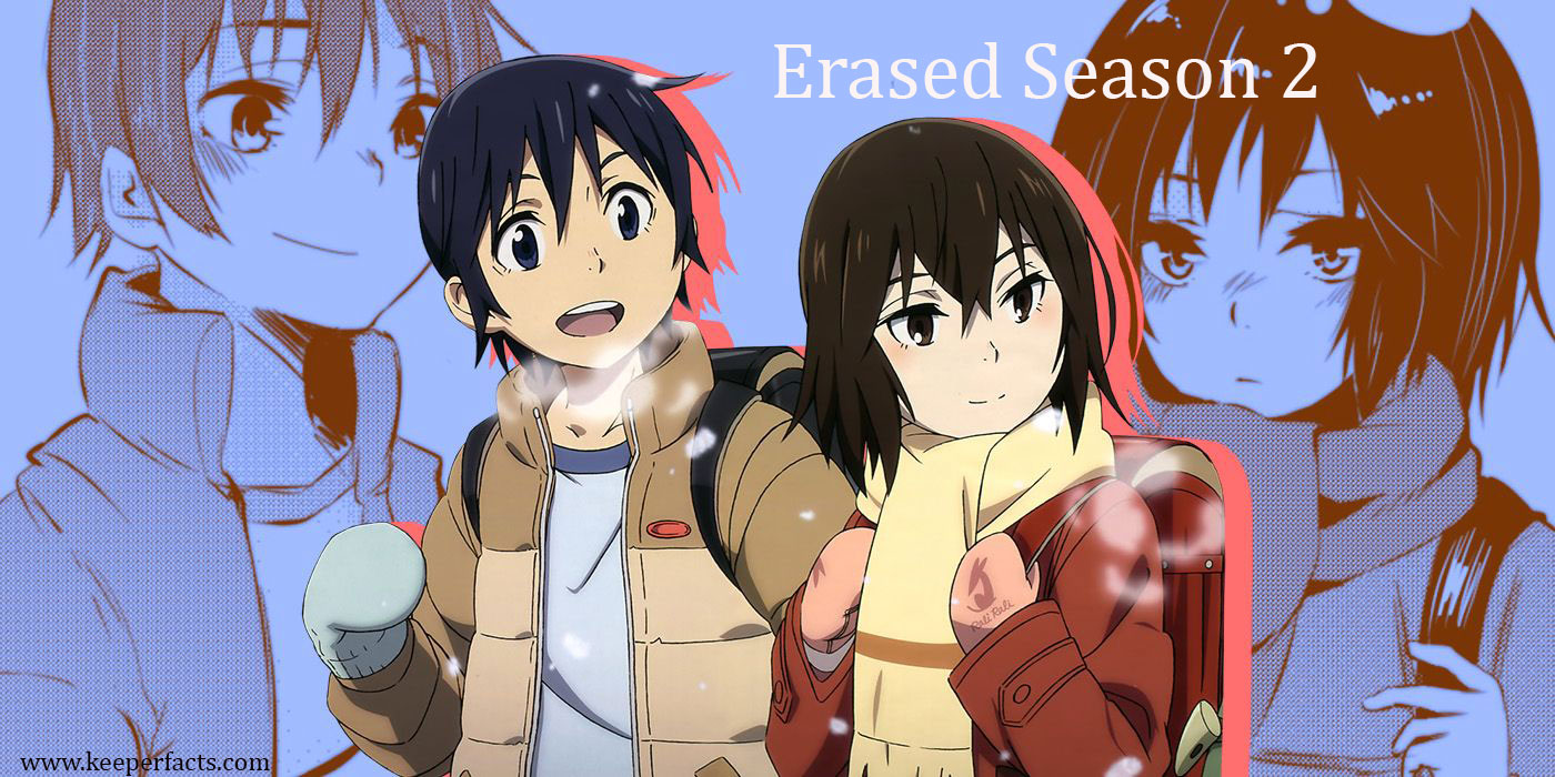 Erased Season 2