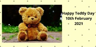 Teddy Day 2021