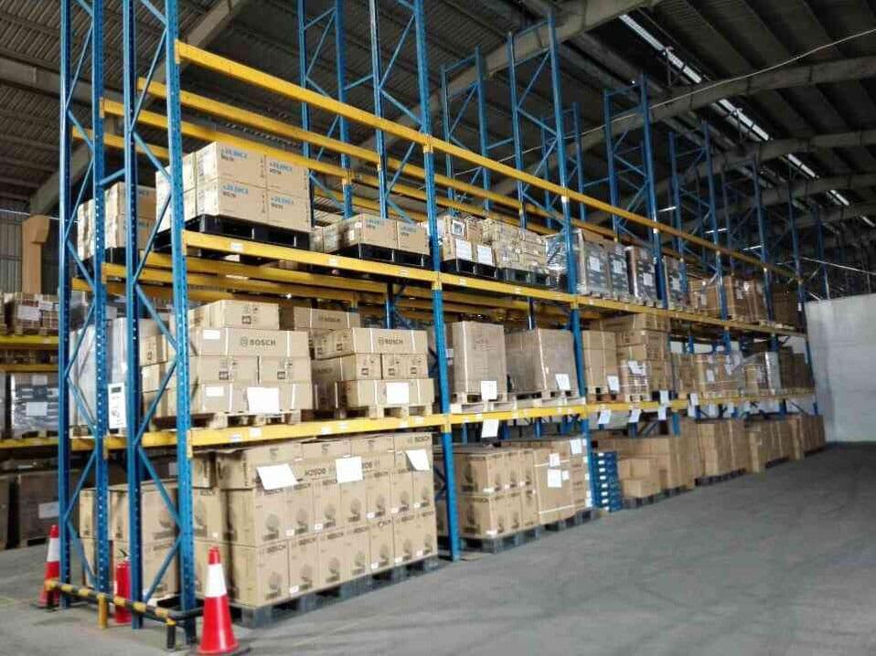 Logistics in Cambodia manufacture