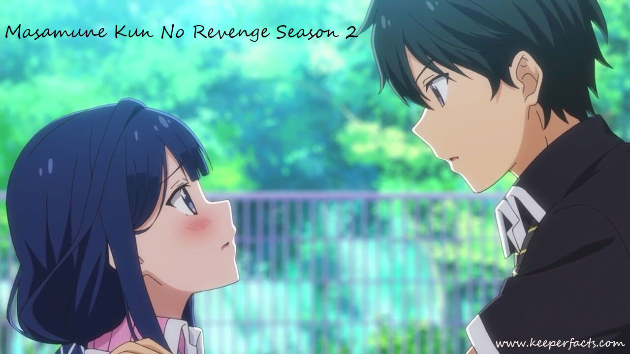 masamune kun no revenge season 2