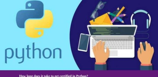 How Long Does it Take to Get Python Certified?