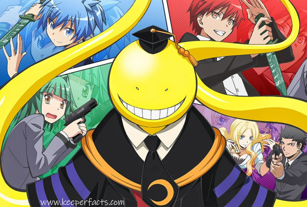 assassination classroom season 3