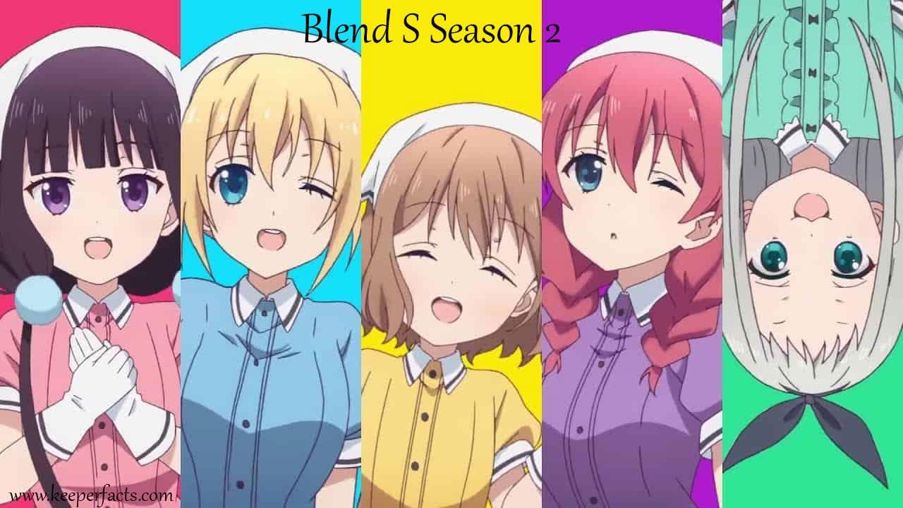 Blend S Season 2: Miyuki Nakayama Is Working On This Or Not? 2