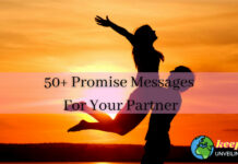 50+ Promise Messages For Your Partner