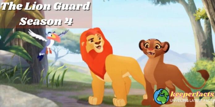 the lion guard season 4