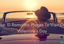 top places to visit with valentine