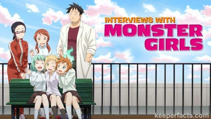 interviews with monster girls season 2