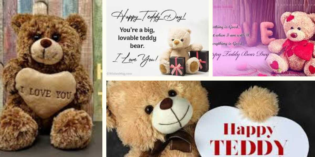 Teddy Day 2021 quotes