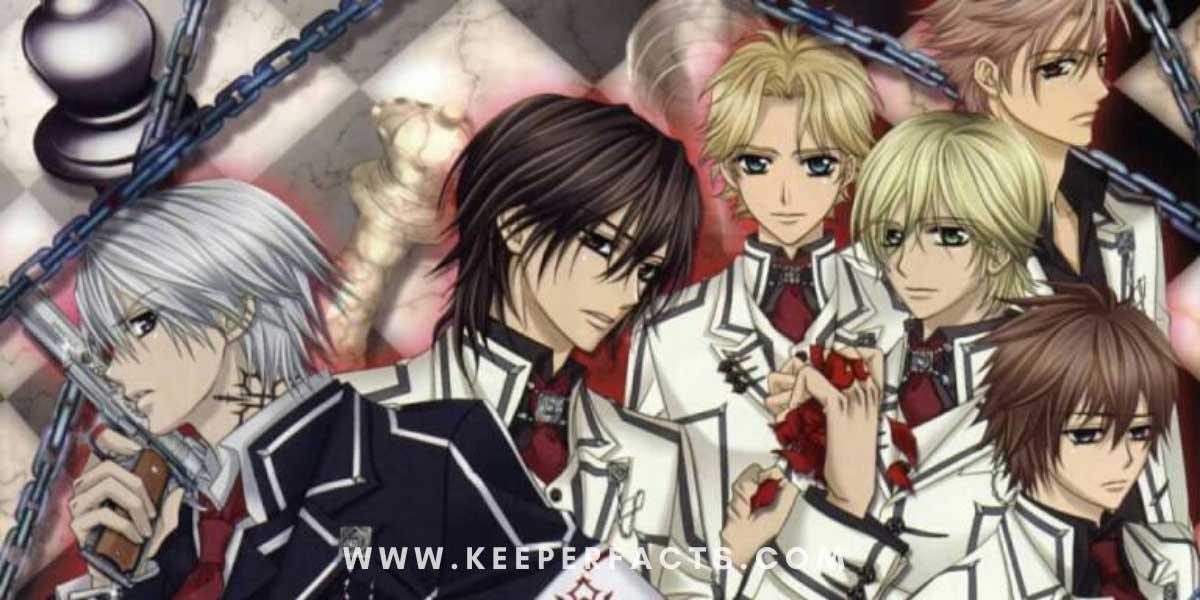 Vampire Knights Season 3