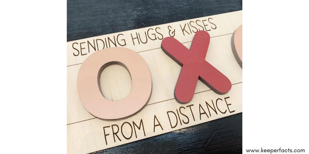 Sending Hugs & Kisses
