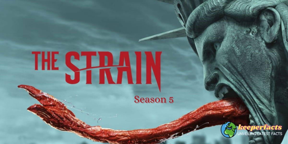 The Strain Season 5
