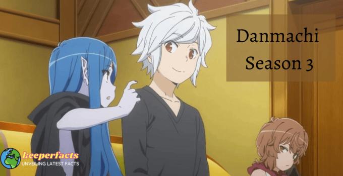 danmachi season 3
