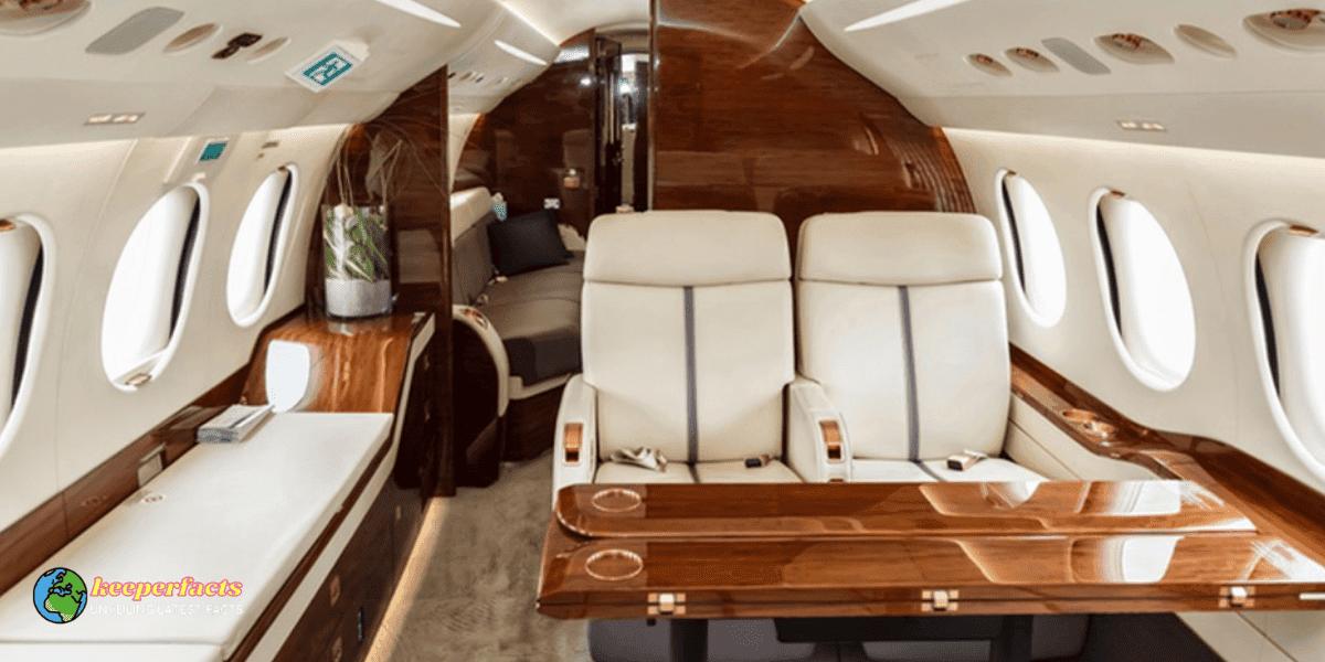 charter air plane