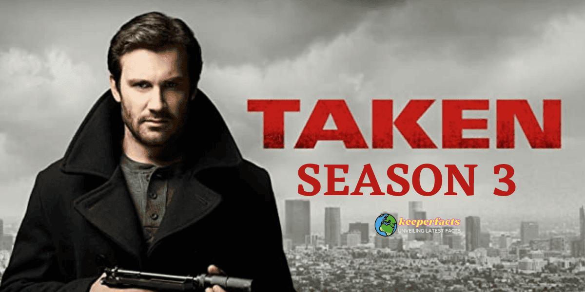 taken season 3