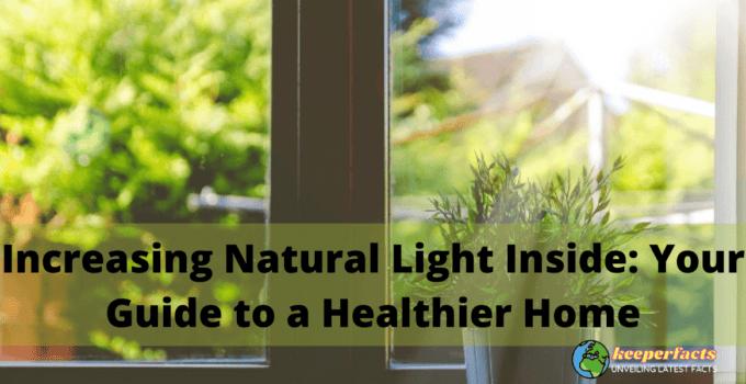 Natural Light Inside