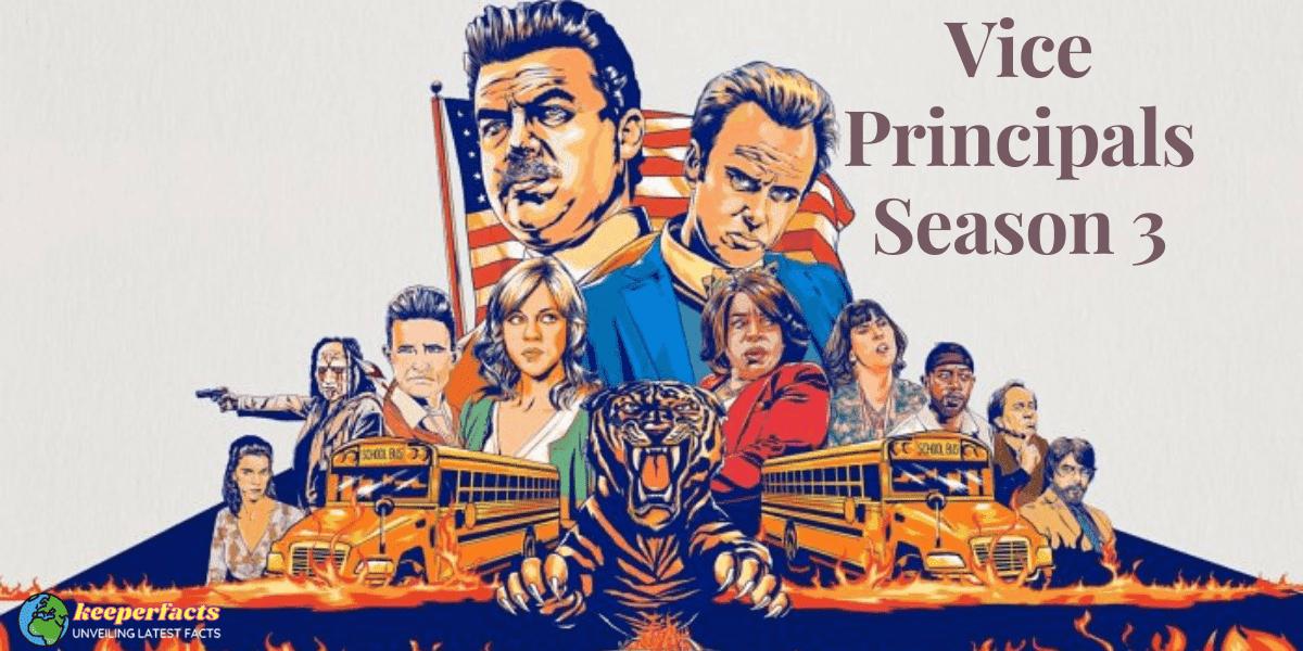 vice principals season 3