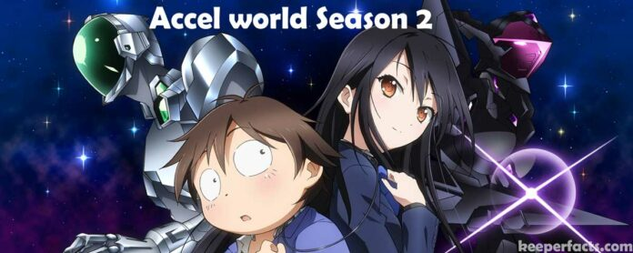 Accel world 2