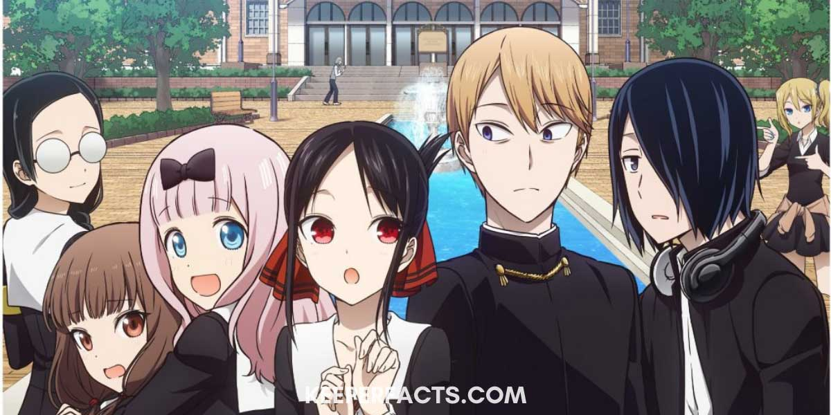 Kaguya-Sama: Love Is War Season 3