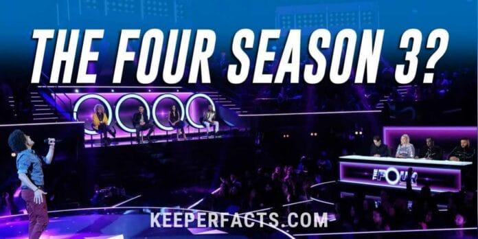 The Four: Battle for Stardom Season 3