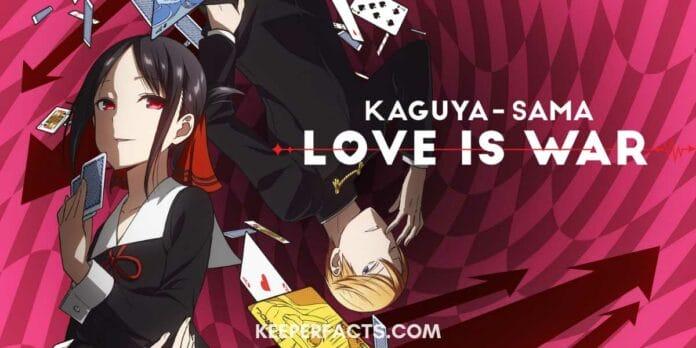 Kaguya-Sama: Love Is War Season 3