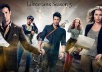 Librarians Season 5