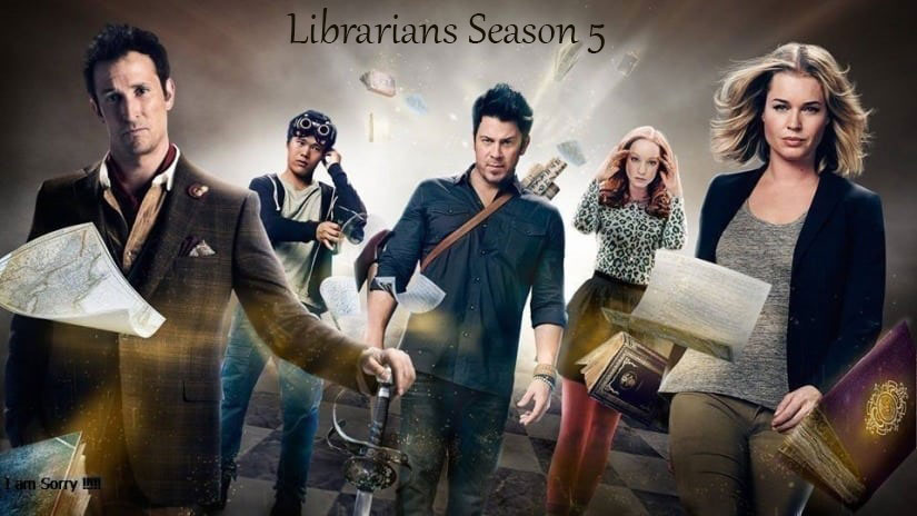 Librarians Season 5