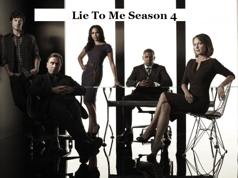 Lie to me season 4