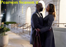 pearson season 2