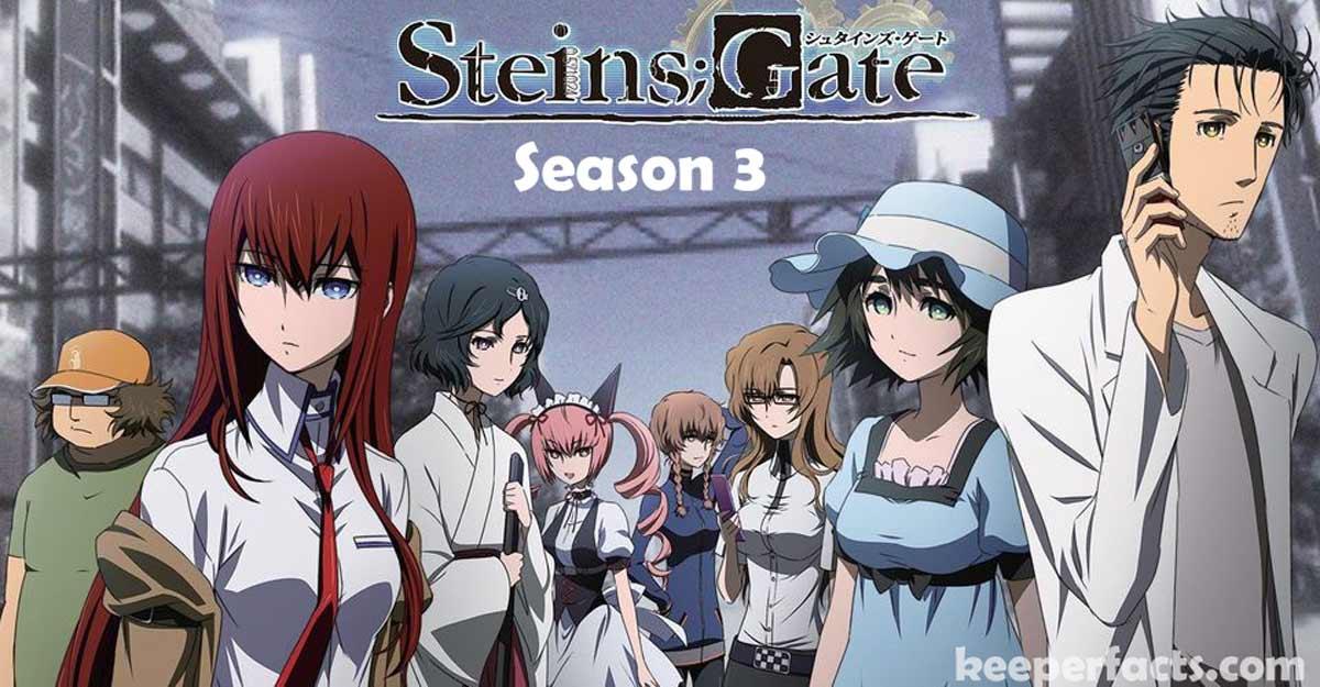 Steins gate 3