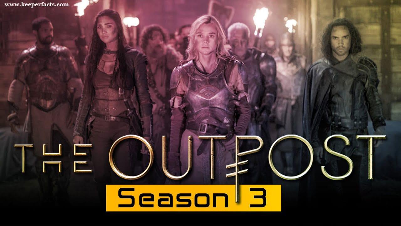 the outpost season 3