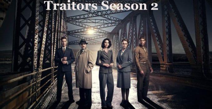 traitors season 2