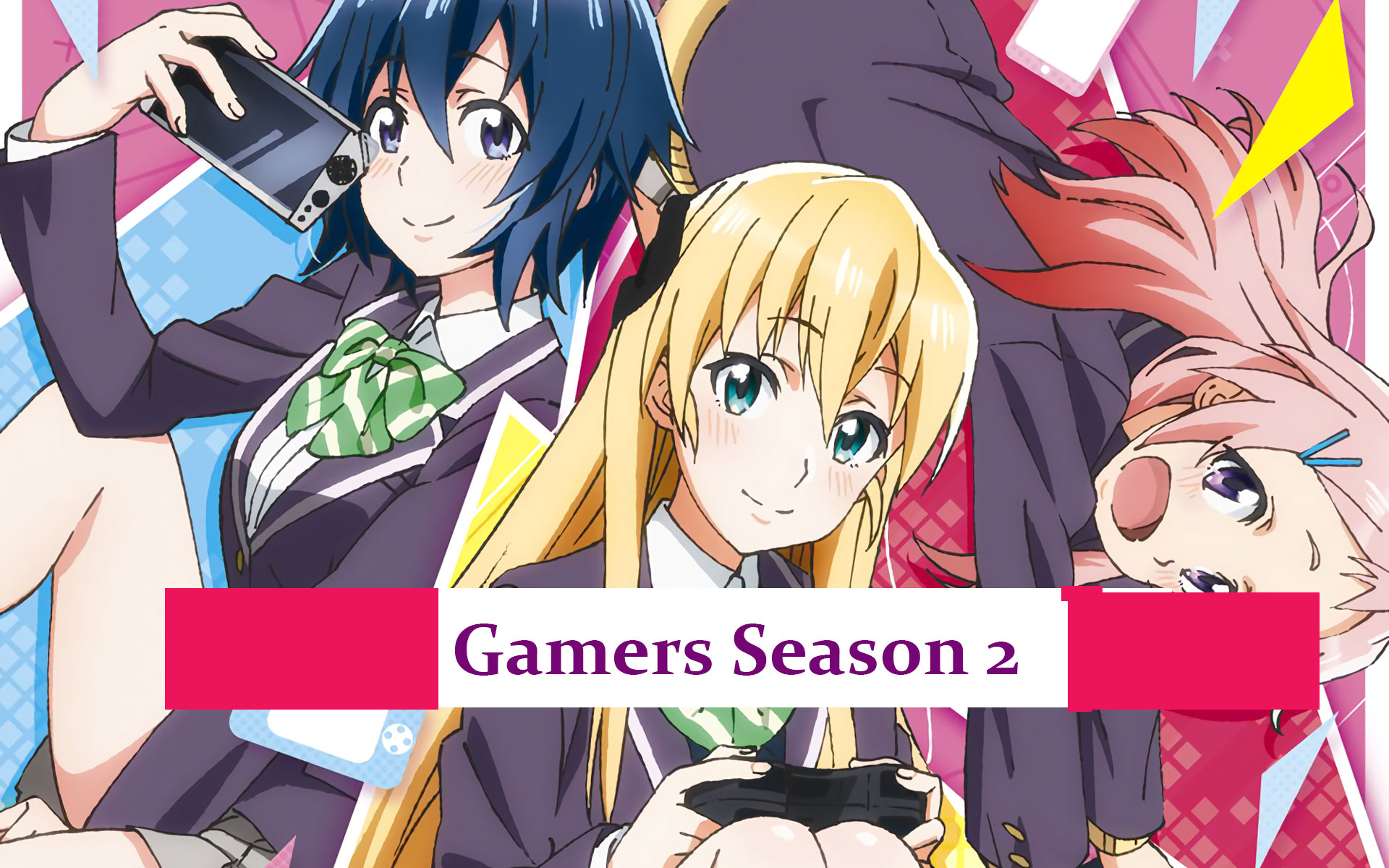 Gamers Season 2