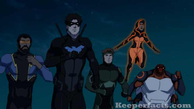 Young Justice 4 Updates
