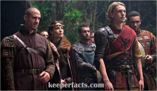 Camelot season 2 updates