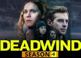 Dead wind Season 4