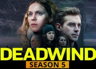 Dead wind Season 3