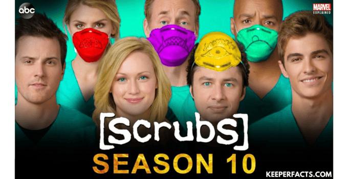 Scrubs Season 10