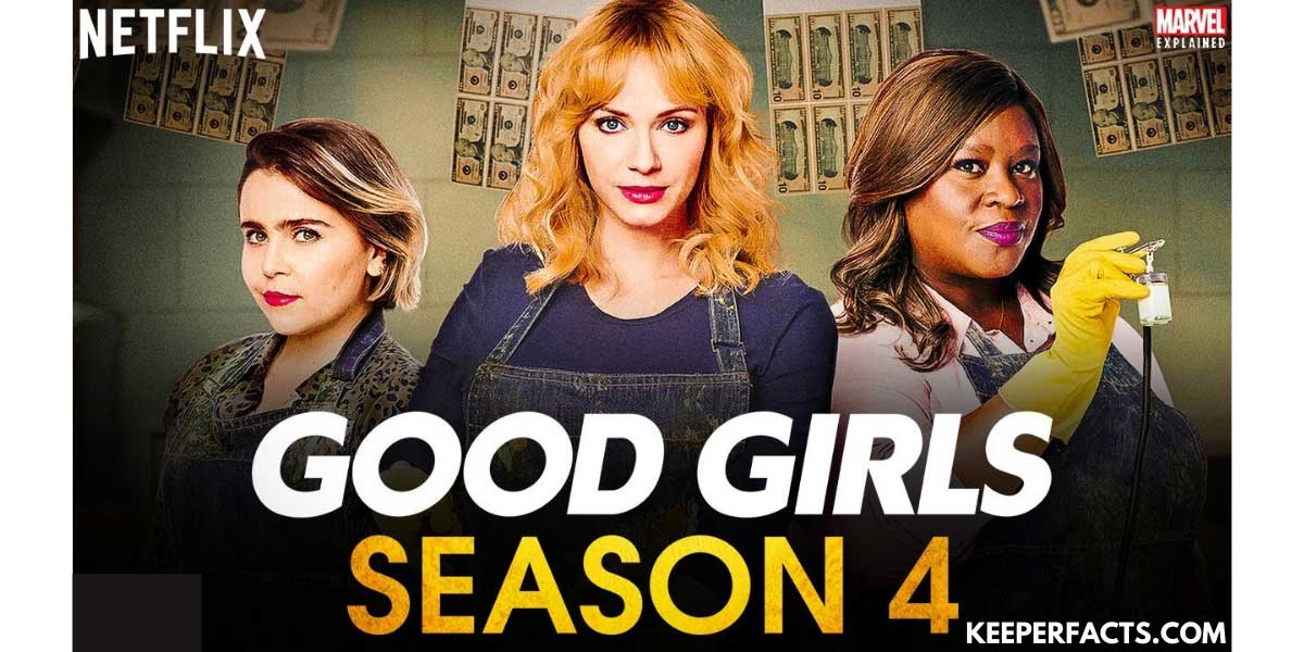 Good Girls Season 4