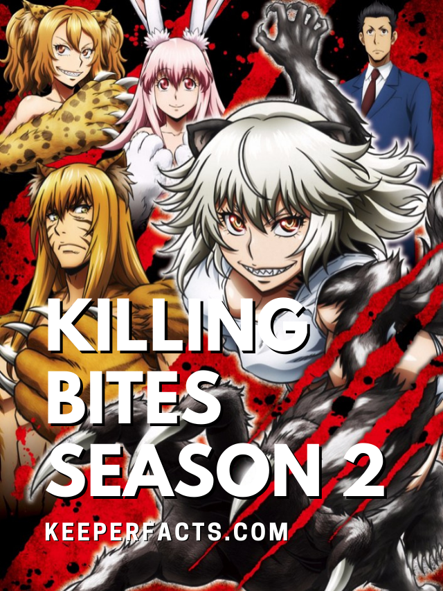 Killing Bites Season 2 Release Date And More