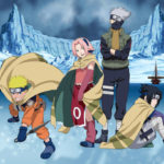 Naruto movies in order