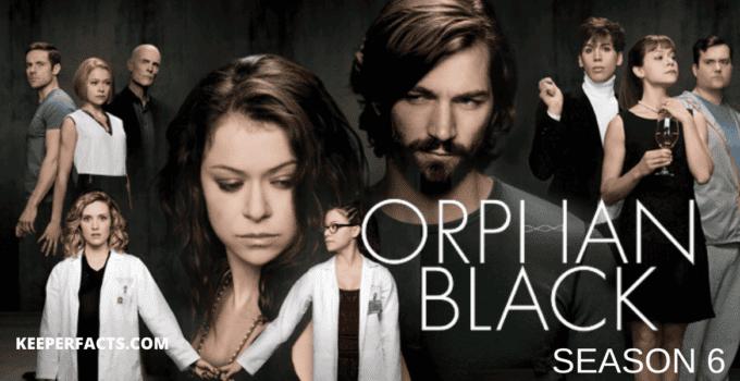 Orphan Black's Season 6