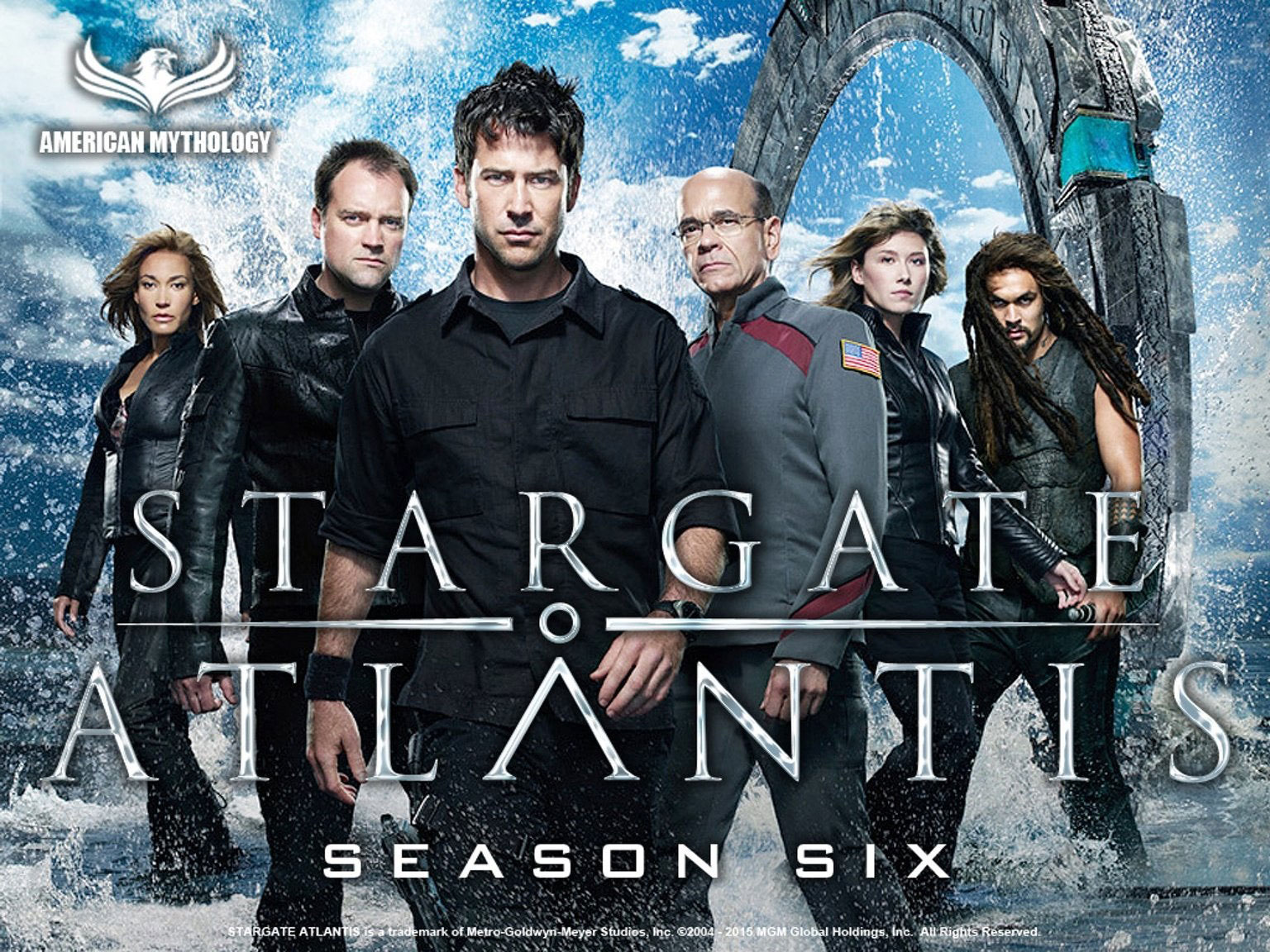 Stargate Atlantis season 6