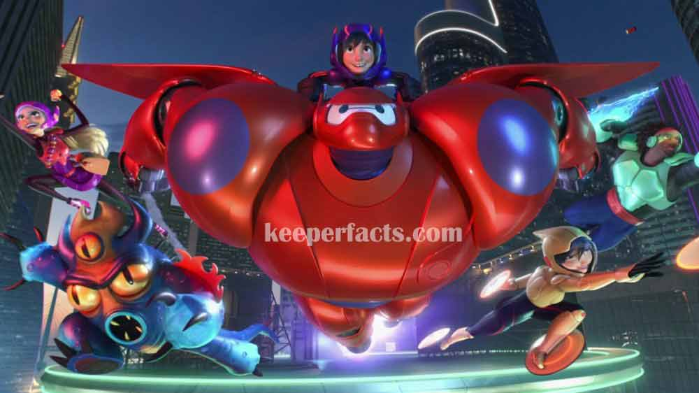 Big hero 6 2 image