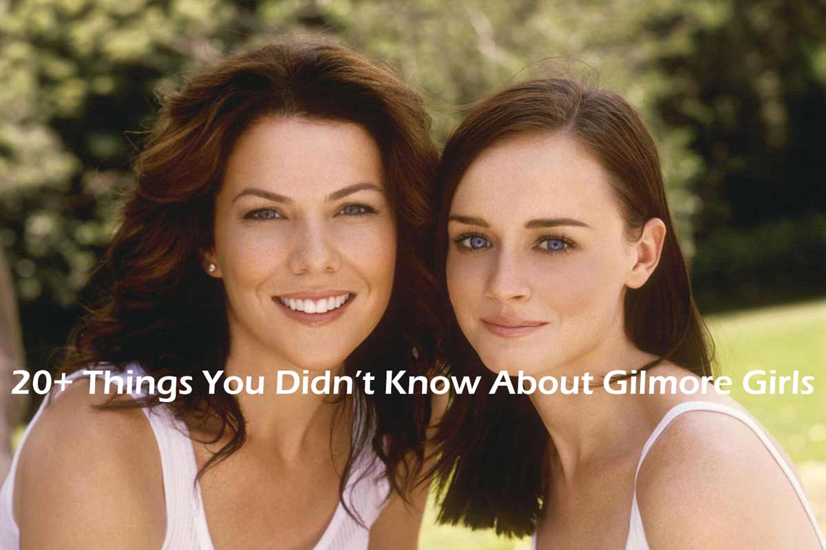 gilmore girl cover image