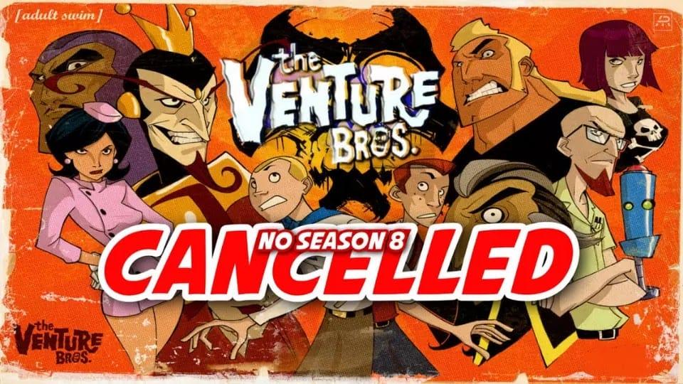 Venture Bros's legacy