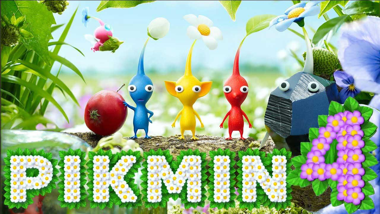 Pikmin 4