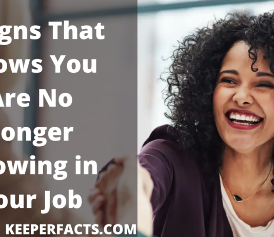 5 Signs That Shows You Are No Longer Growing in Your Job
