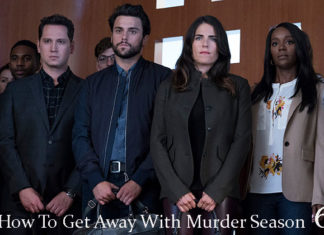 How to get away from murder season 6
