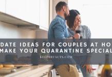 12+ Date Ideas For Couples At Home | Make Your Quarantine Special